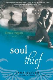 Cover art for SOUL THIEF