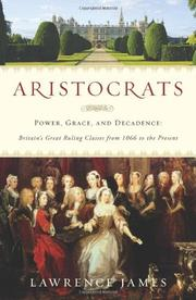 Cover art for ARISTOCRATS