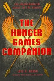 Cover art for THE HUNGER GAMES COMPANION