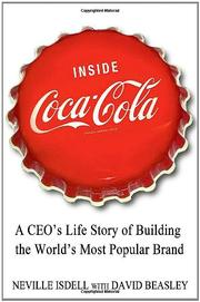 Cover art for INSIDE COCA-COLA