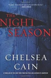Cover art for THE NIGHT SEASON