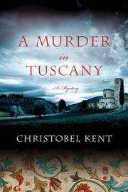 Book Cover for A MURDER IN TUSCANY