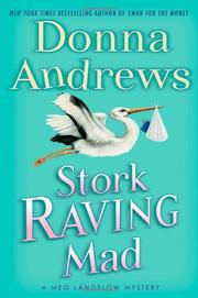 STORK RAVING MAD by Donna Andrew