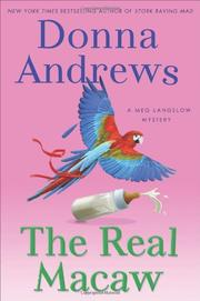 Book Cover for THE REAL MACAW