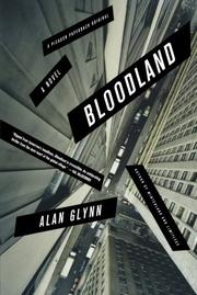 Book Cover for BLOODLAND