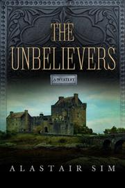 Cover art for THE UNBELIEVERS