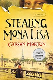 Cover art for STEALING MONA LISA