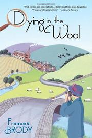 Book Cover for DYING IN THE WOOL