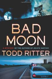 Book Cover for BAD MOON