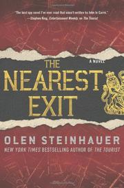 Book Cover for THE NEAREST EXIT