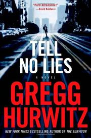 TELL NO LIES by Gregg Hurwitz