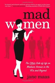 Book Cover for MAD WOMEN