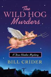 Book Cover for THE WILD HOG MURDERS