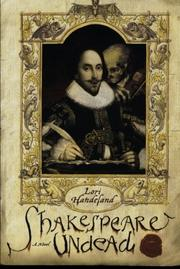 Cover art for SHAKESPEARE UNDEAD