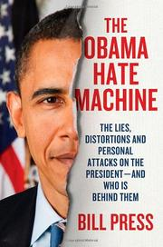 Cover art for THE OBAMA HATE MACHINE