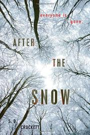 Book Cover for AFTER THE SNOW