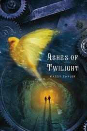 Cover art for ASHES OF TWILIGHT