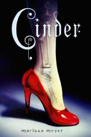 Cover art for CINDER