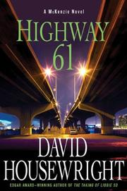 Book Cover for HIGHWAY 61