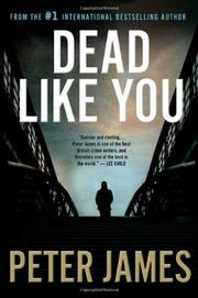 Cover art for DEAD LIKE YOU
