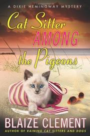 Cover art for CAT SITTER AMONG THE PIGEONS