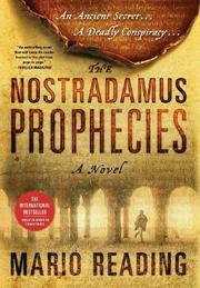 Cover art for THE NOSTRADAMUS PROPHECIES