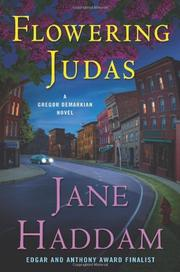 FLOWERING JUDAS by Jane Haddam