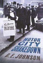 Book Cover for MOTOR CITY SHAKEDOWN