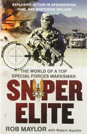 Book Cover for SNIPER ELITE