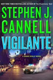 Book Cover for VIGILANTE