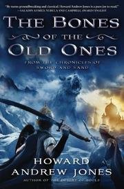 Cover art for THE BONES OF THE OLD ONES