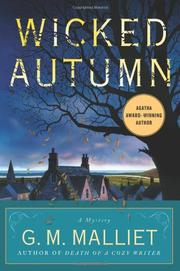 Book Cover for WICKED AUTUMN