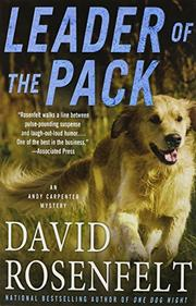 LEADER OF THE PACK by David Rosenfelt
