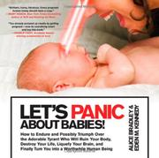 Book Cover for LET'S PANIC ABOUT BABIES!