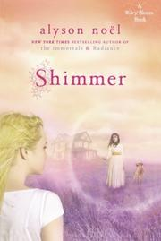 Book Cover for SHIMMER