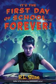 Cover art for IT'S THE FIRST DAY OF SCHOOL...FOREVER!