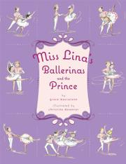 Cover art for MISS LINA'S BALLERINAS AND THE PRINCE