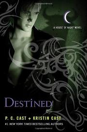 Book Cover for DESTINED