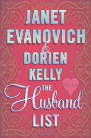 Book Cover for THE HUSBAND LIST