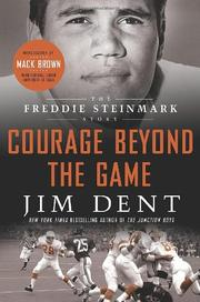 Book Cover for COURAGE BEYOND THE GAME