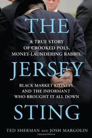 Cover art for THE JERSEY STING