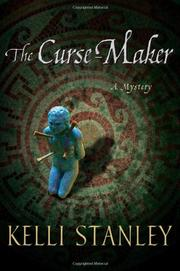 Cover art for THE CURSE-MAKER