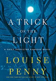 Book Cover for A TRICK OF THE LIGHT