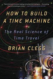 Cover art for HOW TO BUILD A TIME MACHINE