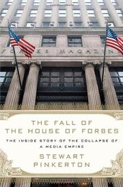 Cover art for THE FALL OF THE HOUSE OF FORBES