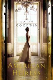 Book Cover for THE AMERICAN HEIRESS