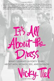 Cover art for IT'S ALL ABOUT THE DRESS