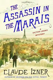 Cover art for THE ASSASSIN IN THE MARAIS