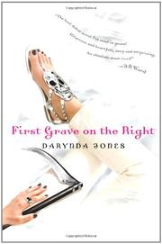 Book Cover for FIRST GRAVE ON THE RIGHT
