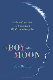 Cover art for THE BOY IN THE MOON